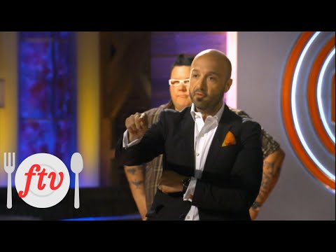 Judges getting Angry on MasterChef #2