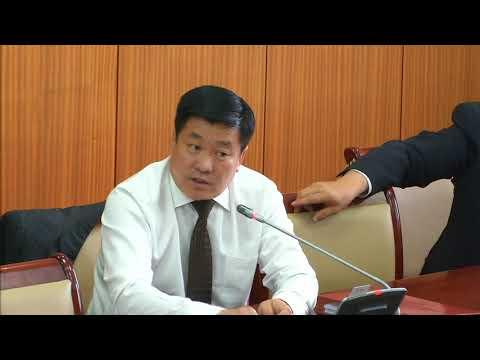 Ц.Гарамжав: Нөхөн сэргээх биш эсэргээрээ олборлох ашиглах үйл ажиллагааг хууль бусаар явуулж байна