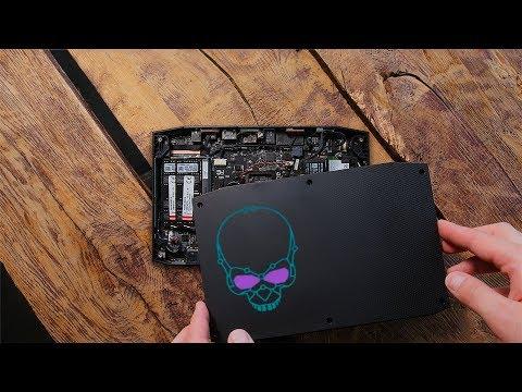 Intel NUC Hades Canyon: самый мощный мини-ПК