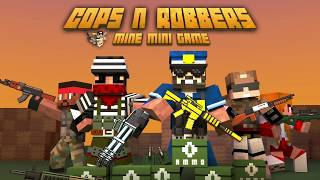 Cops N Robbers Preview - Battle Royale Mode Released