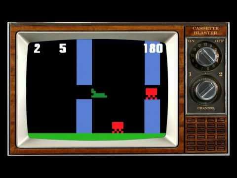 Cassette Vision game for Android (Cassette Blaster)