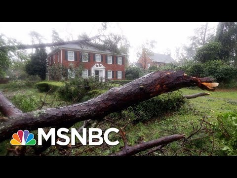 Authorities Confirm Three Deaths From Hurricane Florence | MSNBC
