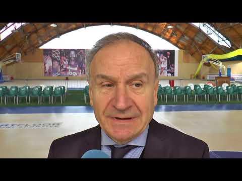 Fortitudo, Petrucci visita la nuova Sede e Centro Sportivo