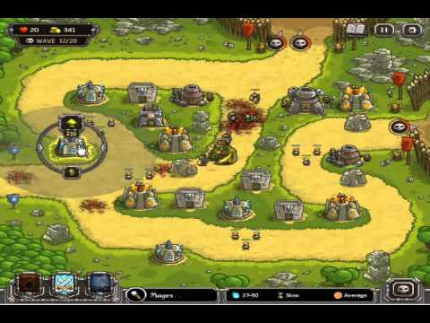 Kingdom Rush - Ruins Of Acaroth (Premium Content)