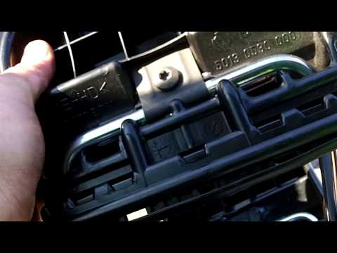 Mercedes coupe headrest repair