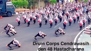 Download Video Drum Corps Cendrawasih Akademi Kepolisian Angkatan 48 den Hastadharana MP3 3GP MP4