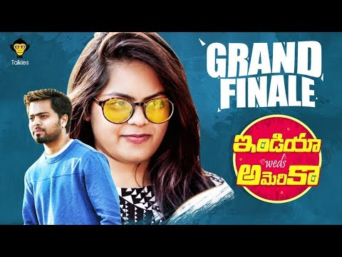 India Weds America - Grand Finale || New Rom-Com Web Series | DJ Talkies || #7