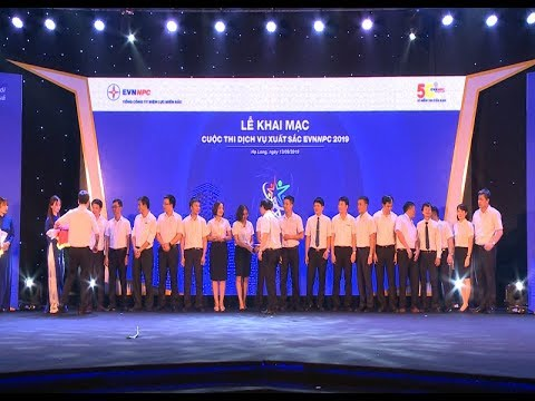EVNNPC tổ chức Hội thi: Dịch vụ xuất sắc năm 2019