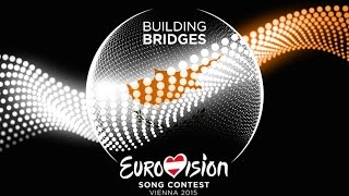 Eurovision Song Project 2015. Final. My Top 6 (1st Version)