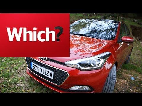 2015 Hyundai i20 - Which? first drive