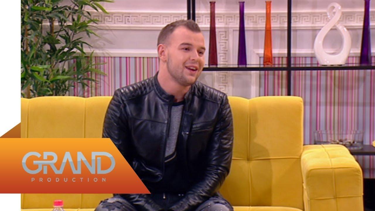 Antonio Krištofić, Milan Mitrović, Alen Hasanović, Belma Karšić, Dragica Zlatić – Grand Magazin – (TV Grand – februar)
