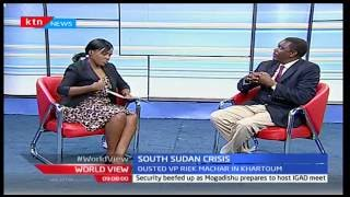 World View: South Sudan Crisis 7th September 2016