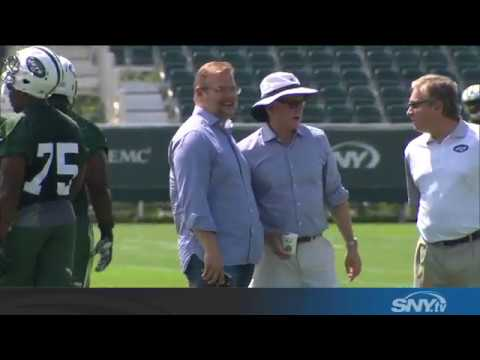 Video: Jets GM Mike Maccagnan talks Gang Green rebuild and draft
