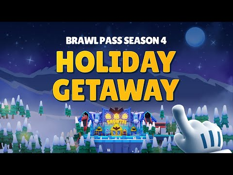 Brawl Stars Animation: Season 4 - Holiday Getaway!