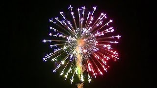 2013 New Fireworks Contest in Nagano Japan (Eng Sub)