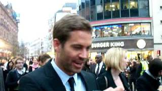 Nonton fast and furious UK premiere Paul walker Film Subtitle Indonesia Streaming Movie Download