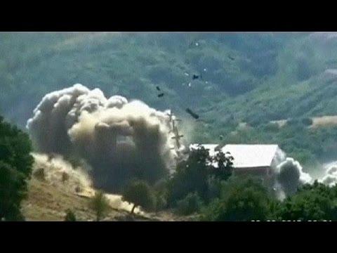 Τουρκία: Νέες αεροπορικές επιδρομές κατά θέσεων του PKK