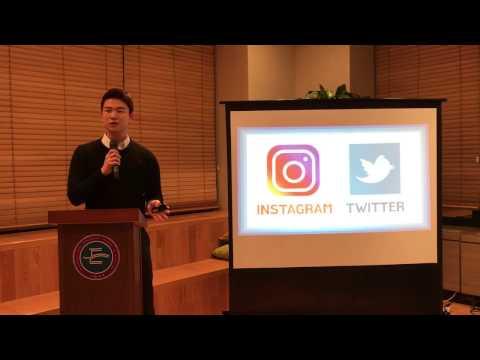 IGSE 영어교육 포럼 #9 'YouTube 영어콘텐츠 제작을 통해 일어난 인생의 변화들' 코리안빌리 공성재