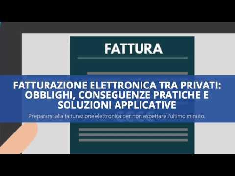Fatturazione Elettronica tra Privati