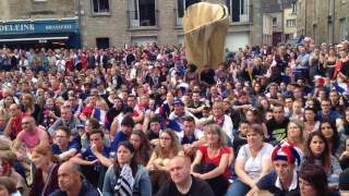 Alencon France  city photos : Finale de l'Euro 2016 (France-Portugal) à Alençon