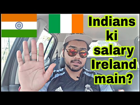 Indians salary in Ireland | every indian must watch | Gurmeet Haryana