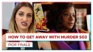 O pior finale de HOW TO GET AWAY WITH MURDER  3ª Temporada