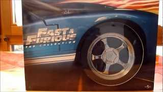 Nonton Fast & Furious - The Collection 1-5 Limited Edition Blu-ray unboxing Film Subtitle Indonesia Streaming Movie Download