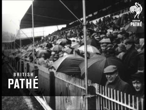 Wales V Springboks (1960)