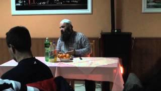 Akika e Mujës në Strugë - Hoxhë Bekir Halimi