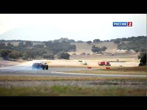 Jaguar XKR-S Тест-драйв Jaguar XKR-S 2012 // АвтоВести 49