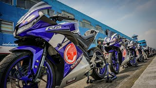 Versi Racing All new Yamaha R15 2017,pict. by Iwb.com