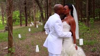 Keena & Ajamu Wedding Highlights