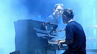 Radiohead performing #8 Videotape at Mainsquare Festival (Arras, 2 July 2017) - A Moon Shaped Pool Tour