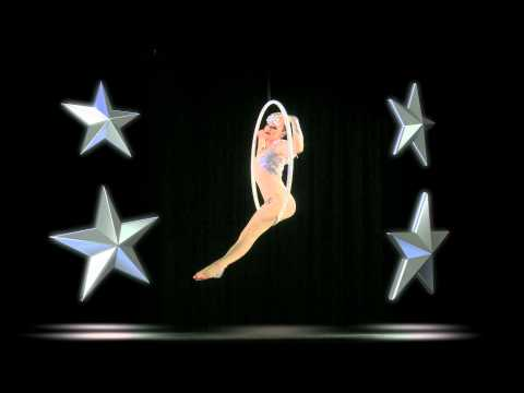 Wish Upon A Star - Aerial Hoop