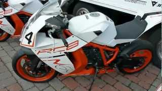 3. KTM 1190 RC8 R 1.2 V2 175 Hp 2011 * see also Playlist