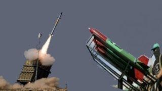 Hamas Rockets Vs Israel's Iron Dome