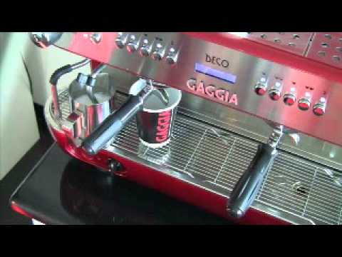 Gaggia Deco Automatic Steam Wand
