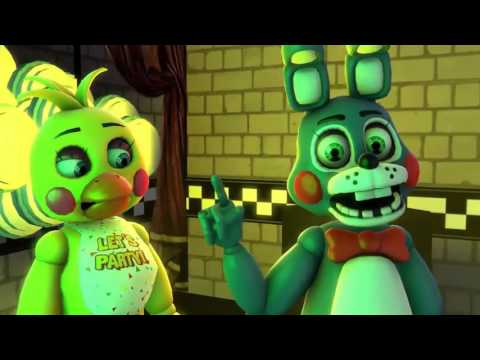 SFM FNAF Five Nights At Freddy S Animation Funny  Jumpscare Gone WRONG
