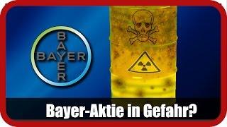 BAYER AG NA O.N. Expertin Schlegel: Für die Bayer-Aktie könnte es bald wieder dünn werden