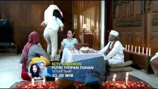 Saksikan kelanjutan dari sinetron Putri Titipan Tuhan yang tayang setiap hari pukul 21.30 WIB hanya di SCTVConnect with SCTVWebsite : http://www.sctv.co.id/Facebook : https://www.facebook.com/Surya.Citra.TVTwitter : @SCTV_Instagram : @SCTV_BBM Channel : C00336FAF