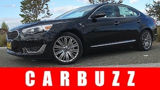 7. Unboxing 2016 Kia Cadenza - Affordable Luxury You Need To Know About