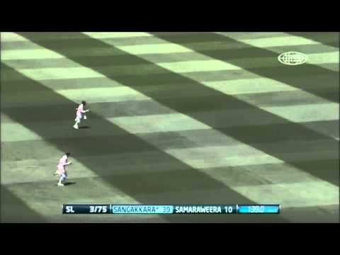 3rd session, Day 1, 2nd Test, Sri Lanka vs Australia, MCG, 2012 - Highlights