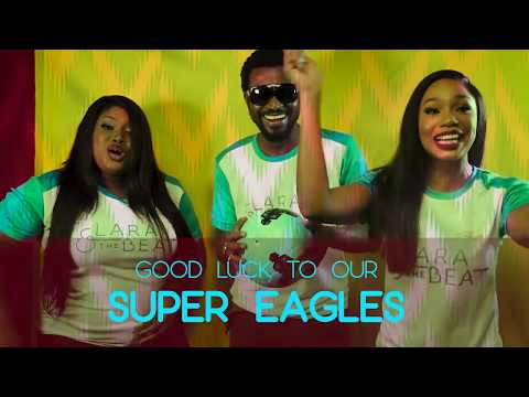 Go Super Eagles! | From Lara and the Beat Cast