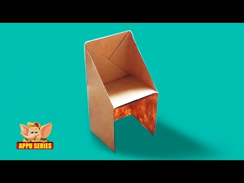 Furniture Tutorial - 028 -- Chair