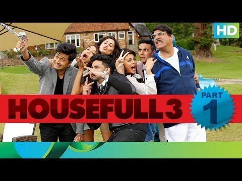 Housefull 3 | Comedy Scenes - Part 1 | Akshay Kumar, Riteish Deshmukh, Abhishek Bachchan