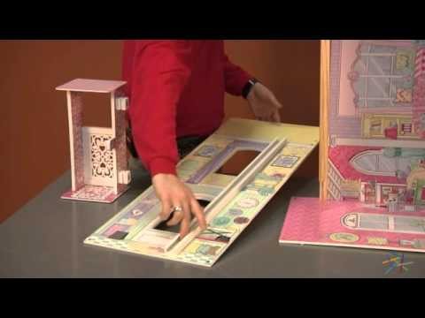 Assembly Video KidKraft Annabelle Dollhouse