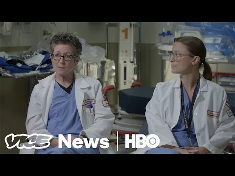 How Two Trauma Surgeons Plan To Save More Shooting Victims (HBO)