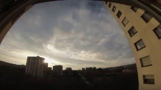 2015 12 24 clouds timelapse