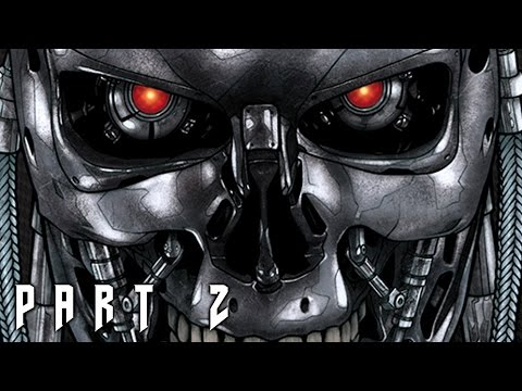 Terminator 2 Judgment Day in DOOM 4 Walkthrough Gameplay