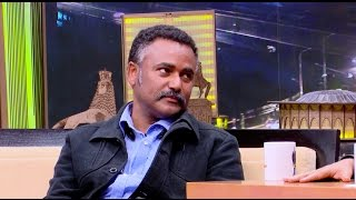 Seifu on EBS Interview with Diakon Daniel Kibret